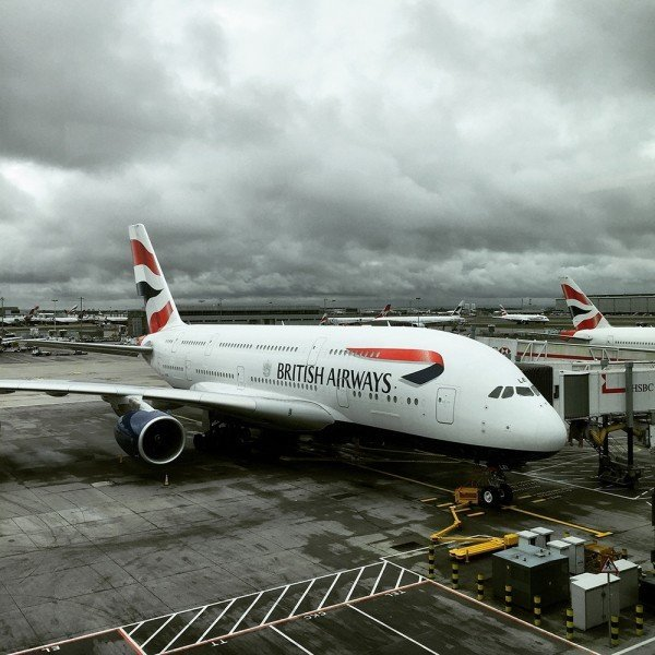 My Flight: British Airways Club World A380 from London to Los Angeles