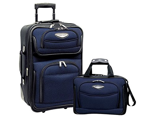 Travel Select Amsterdam Two Piece Carry-On Luggage Set