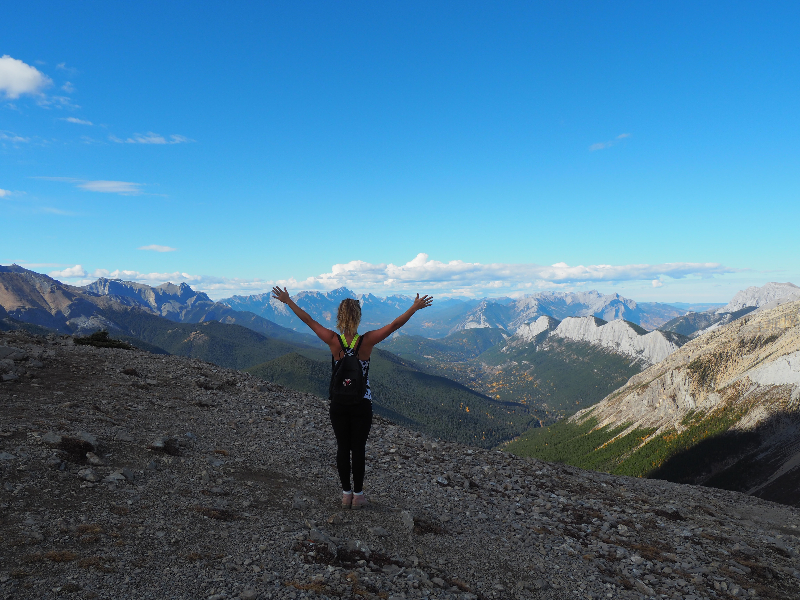 Visiting Jasper National Park