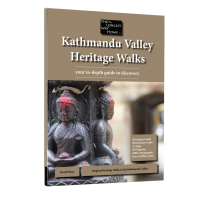 Introducing: The Kathmandu Valley Heritage Walks guidebook
