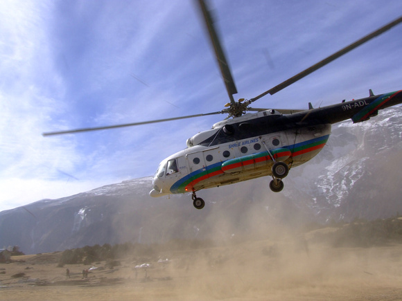 Helicopter scams in Nepal: the unraveling of a dark industry