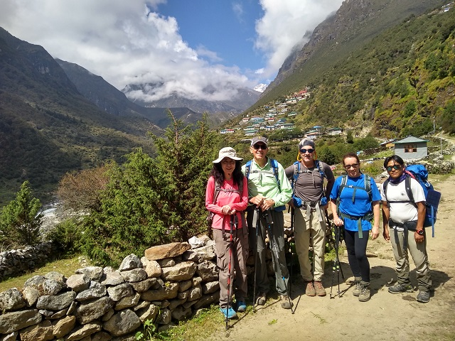 Gokyo Trek: Elias and Team Follow the Trade Route to Thame