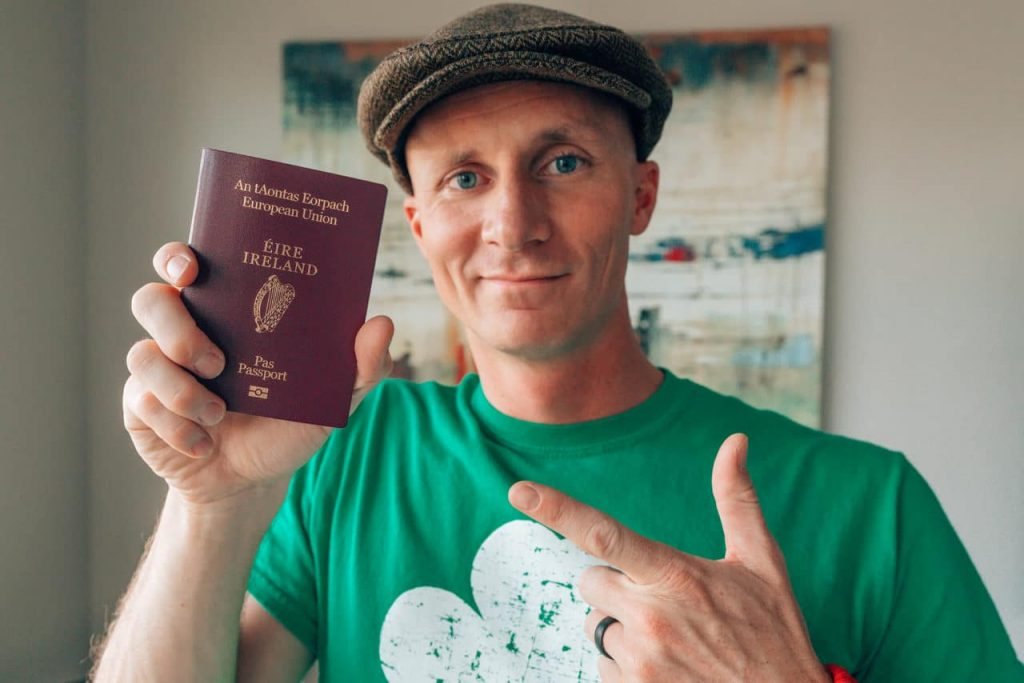 How I Became Irish: Claiming Dual Citizenship By Descent