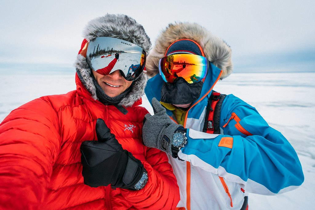 How To Survive Cold Weather Like A Polar Explorer