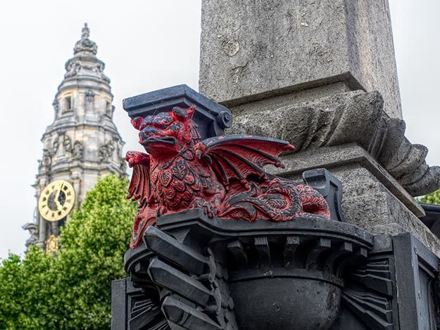 The Welsh Dragon, Symbol of Wales Since Time Immemorial