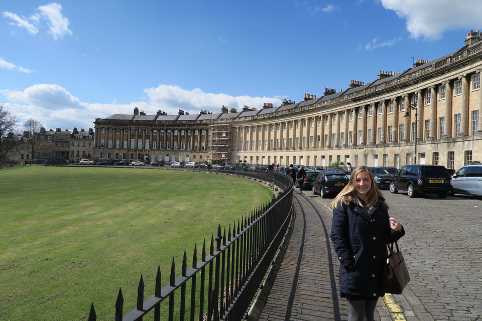 Royal Crescent Hotel Review – Bath