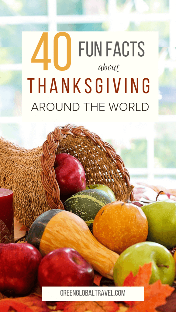 40 Fun Facts About Thanksgiving Around The World