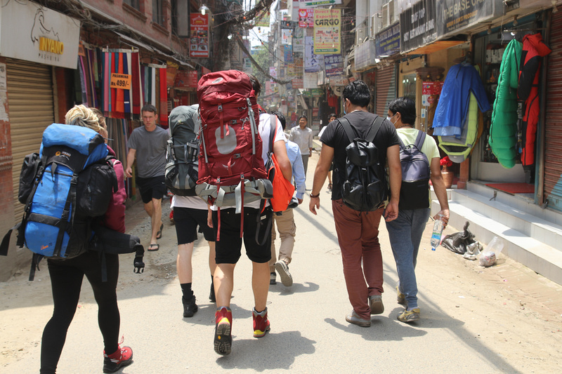 Is it easy to travel around Nepal?