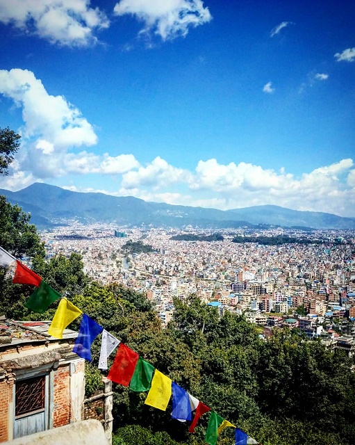 Mission Saipal: RMI Guide Hannah Smith Checks in from Kathmandu