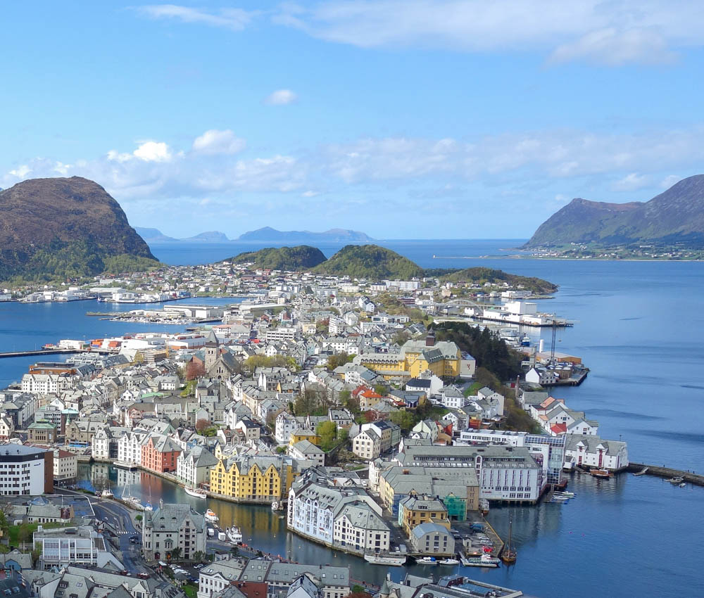 Alesund: An Art Nouveau Jewel in Norway