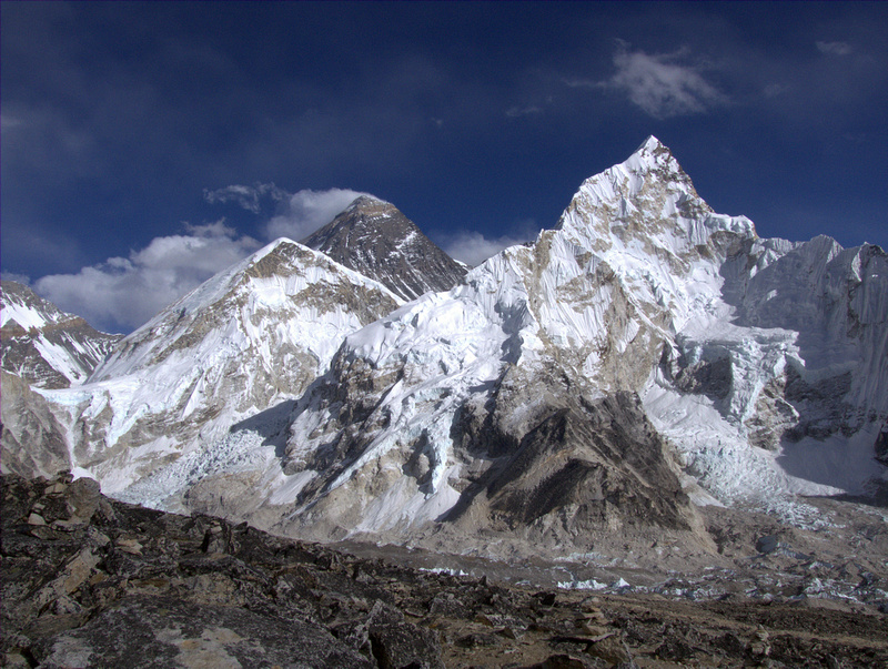 Will Nepal lose Everest to the Chinese?