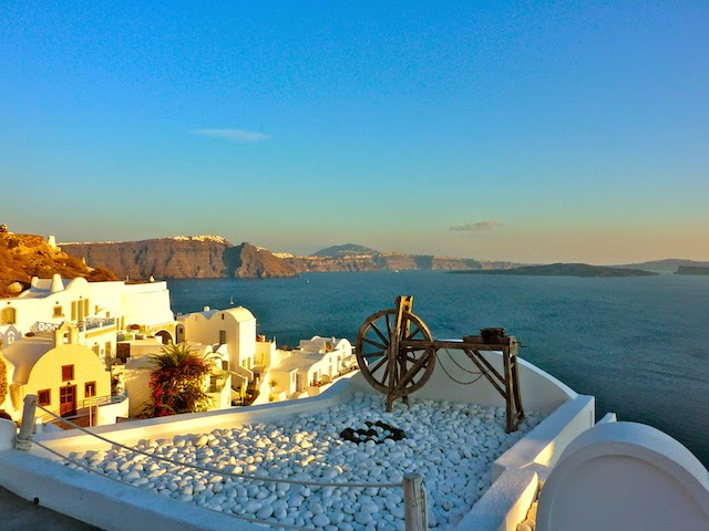Unique Luxury Getaways in Santorini