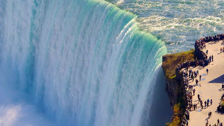 10 UNKNOWN FACTS ABOUT NIAGARA WATERFALL