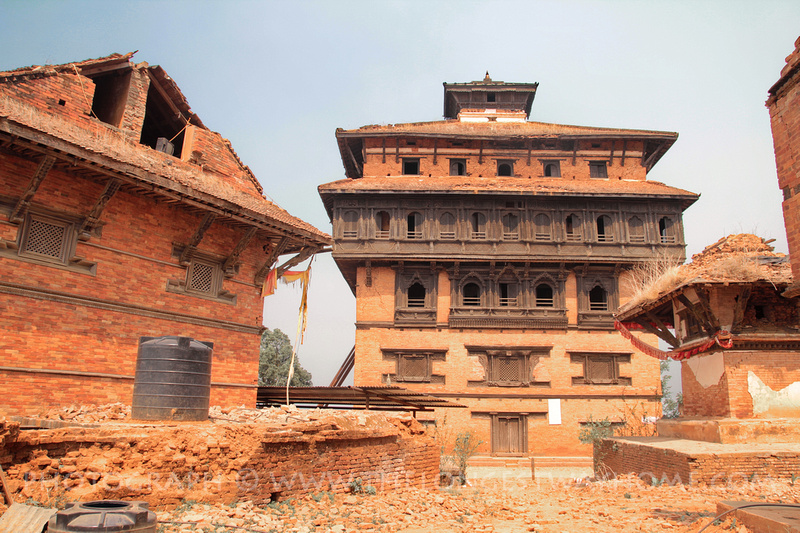 Making a trip to Nuwakot before it's gone!