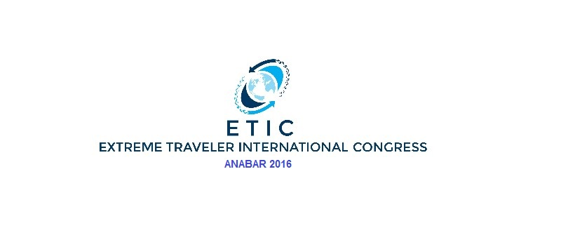 Extreme Traveler International Congress (ETIC) in Anabar