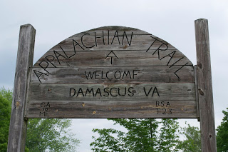 (Appalachian) Trails Days Damascus, Virginia