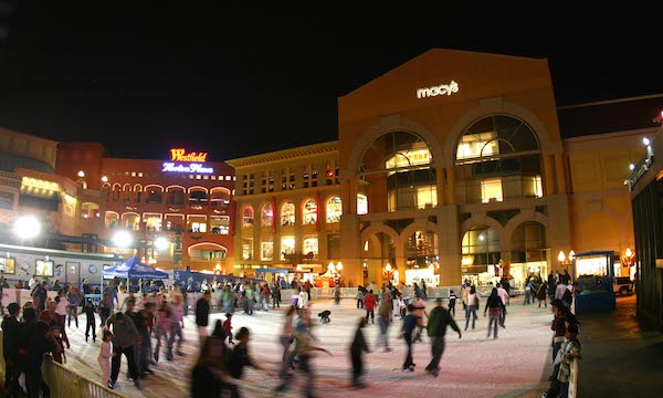 Because There Aren't Enough Reasons to Visit San Diego in Winter, Now You Can Ice Skate