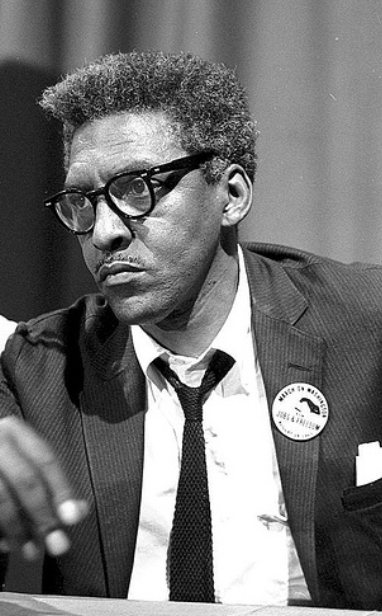 Get To Know Bayard Rustin: Openly Gay Civil Rights Legend