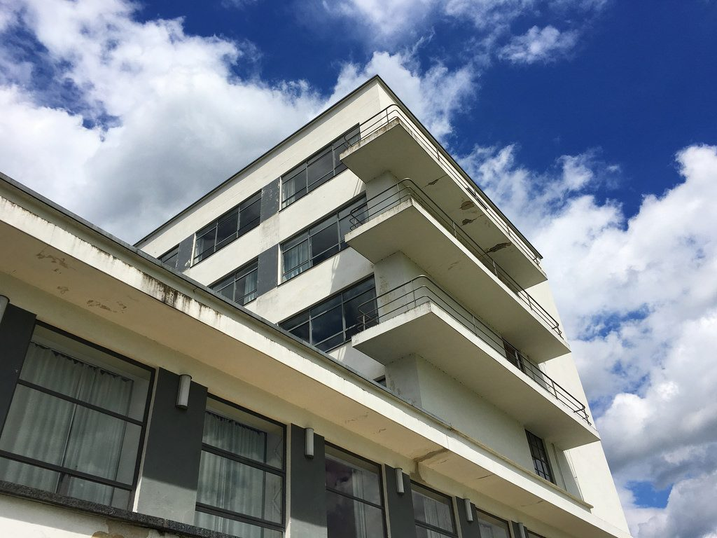 My Crash Course In the Unusual Beauty of Bauhaus in Germany
