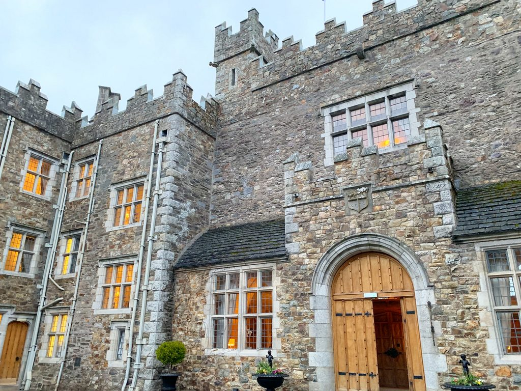 Waterford Castle Hotel: Country Luxury Near the City