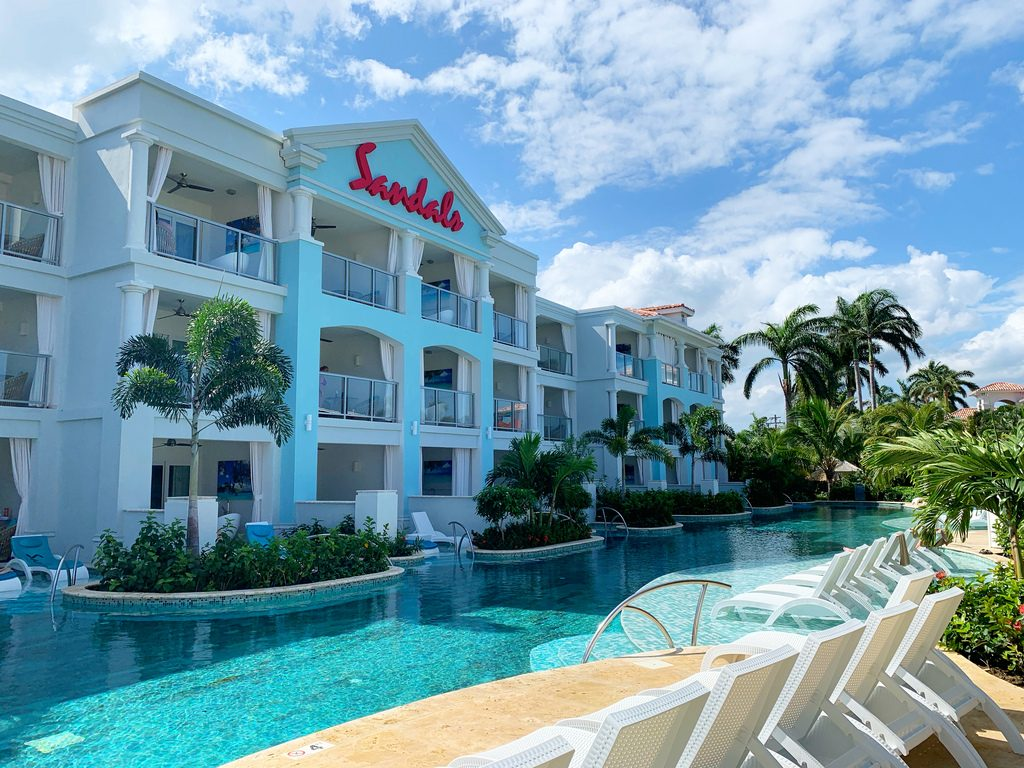 Sandals Montego Bay & My Thoughts on Luxury All-Inclusive Resorts