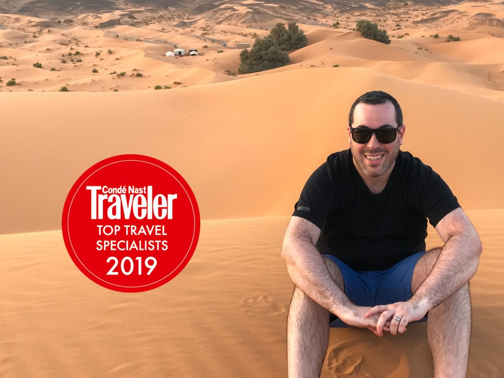 Interview with Mike Korn: Conde Nast Traveler's Top Morocco Specialist