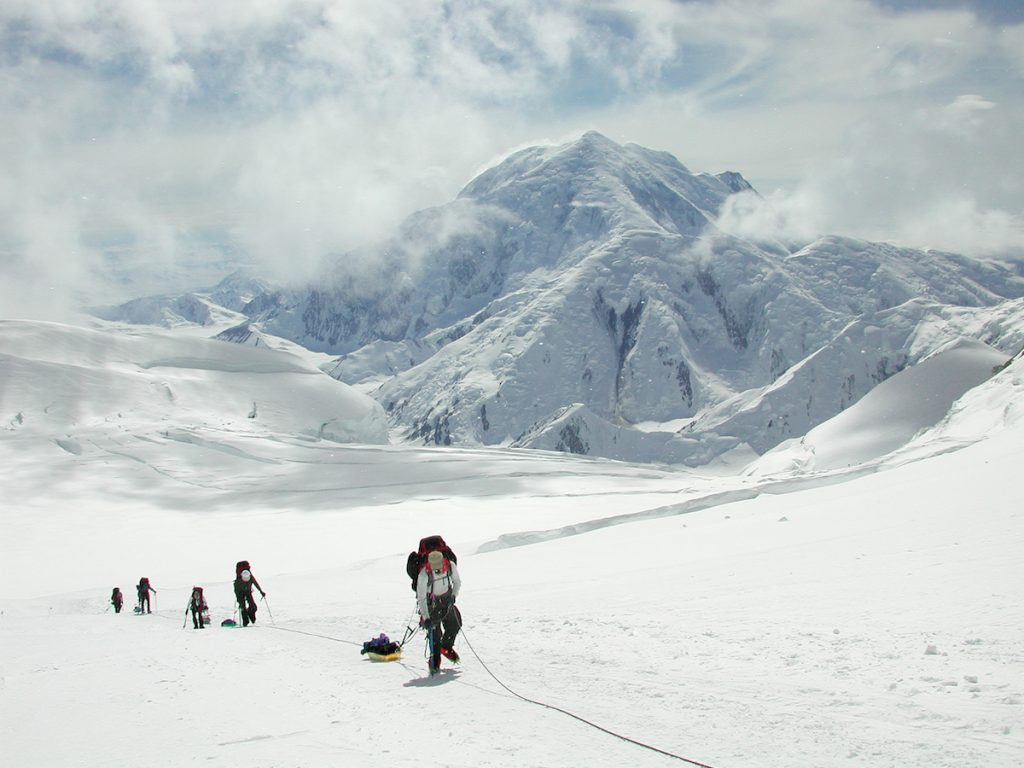 Denali Expedition: Walter & Team Move into 14K Camp