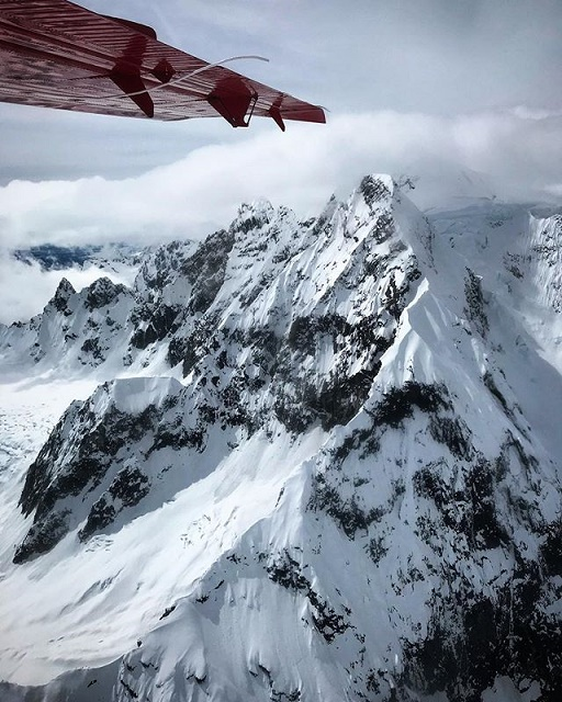 Denali Expedition: Walter & Team Attempt to Fly