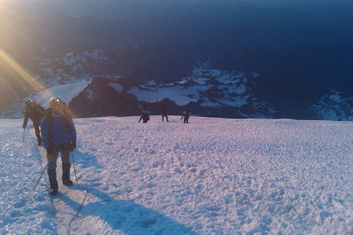 MT. Rainier: May 3rd Summit!