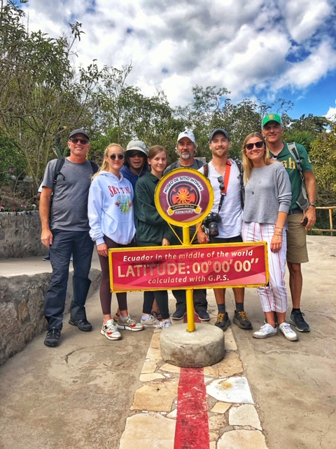Cotopaxi: Grom & Team Meet In Quito and Explore city