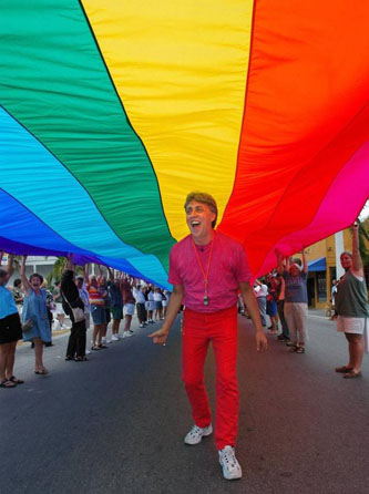 Key West to Display Flag at WorldPride NYC