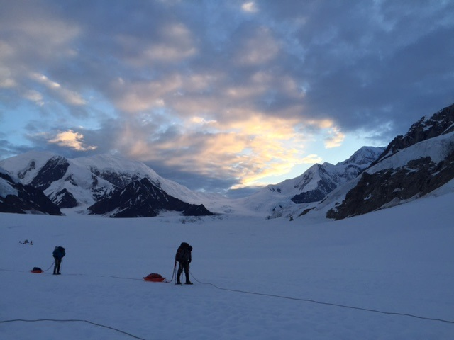 Denali Expedition: Haugen & Team Sitting Pretty at 11K Camp