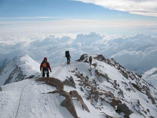 Denali Expedition: Walter & Team Descend Back to 14K Camp