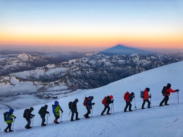 Mt. Elbrus: Grom & Entire Team Reach Summit!