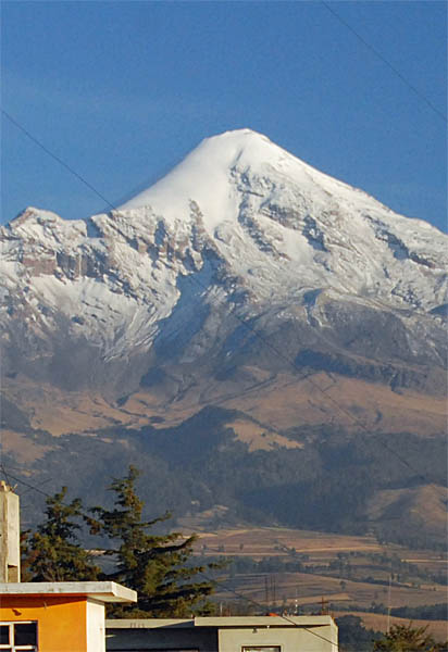 Mexico's Volcanoes: Frank & Team at Orizaba High Camp, Ready for Summit Bid