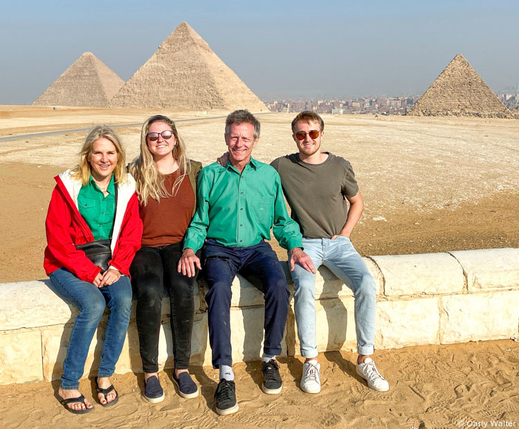 Just Back: A Private Luxury Tour of Egypt