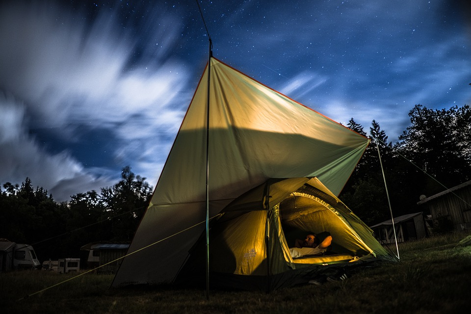 3 Tips For A Luxury Camping Experience