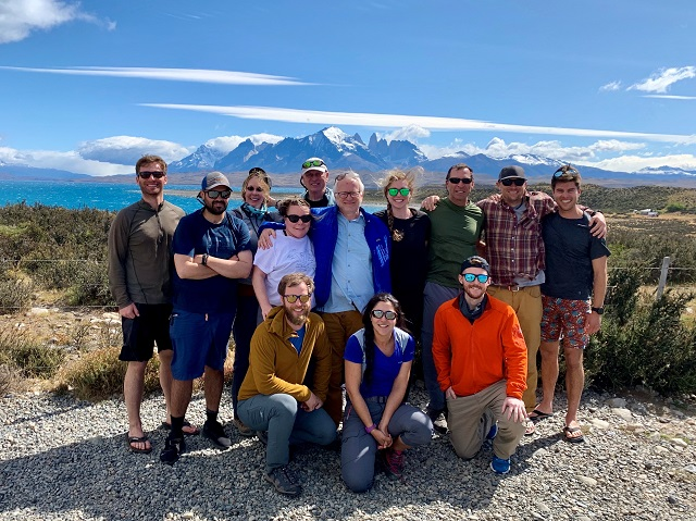 Torres del Paine: King & Team Complete the O Circuit