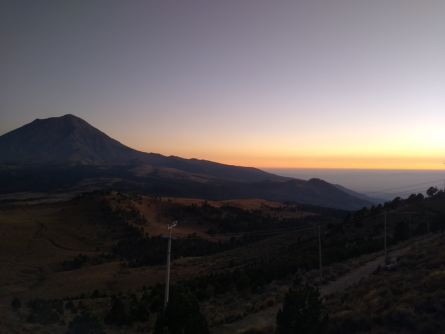 Mexico's Volcanoes: Frank & Team Staging for Ixtaccihuatl