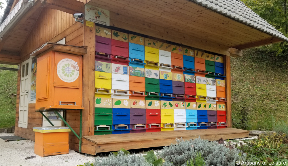 Beekeeping: Visit a Renowned Apiary in Slovenia