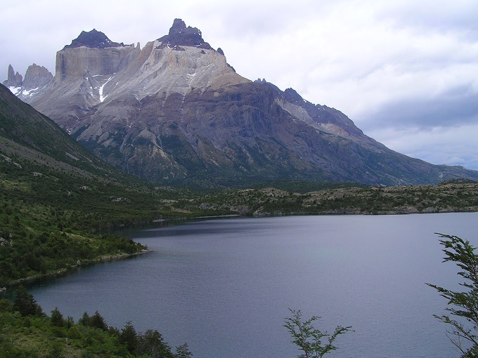 Torres del Paine: King & Team Trek to Refugio Grey, Ready for Rest Day