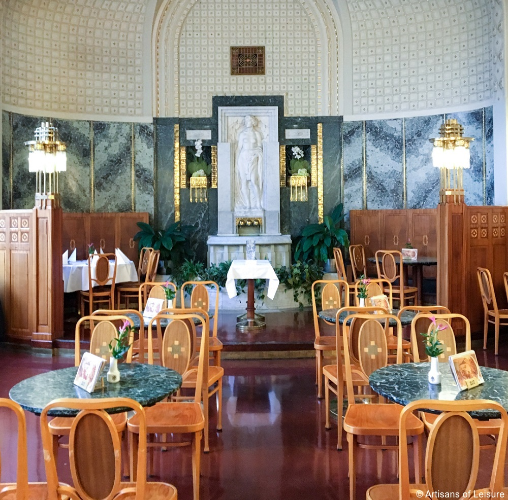 Must Visit: Municipal House Cafe in Prague