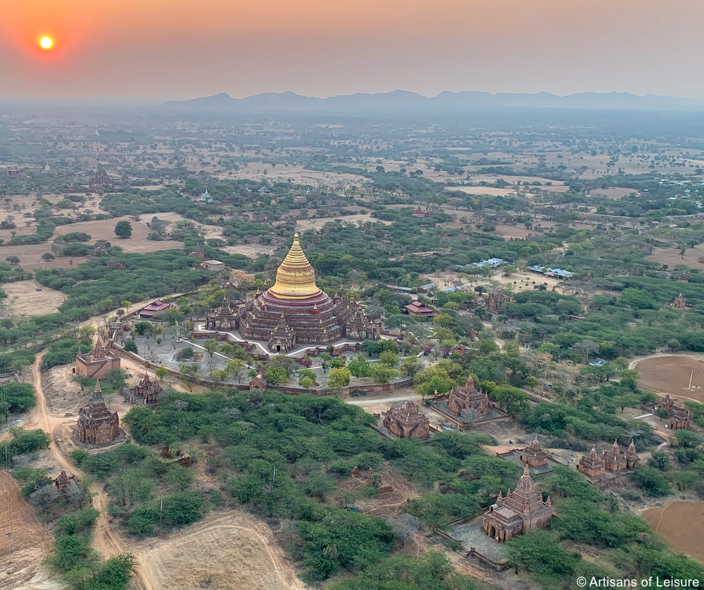 Bagan, a Highlight of Myanmar